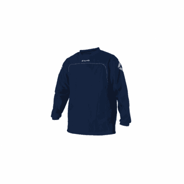 CORPORATE ALL WEATHER DRILL TOP NAVY (PRICE BASED ON A MINIMUM BUY OF 6 PIECES)