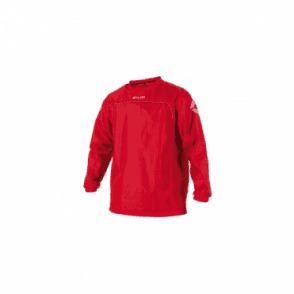 CORPORATE ALL WEATHER DRILL TOP RED (PRICE BASED ON A MINIMUM BUY OF 6 PIECES)