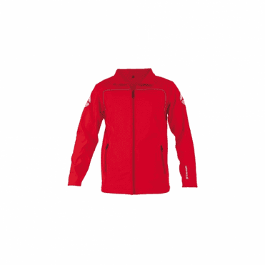 CORPORATE SOFT SHELL JACKET RED (PRICE BASED ON A MINIMUM BUY OF 6 PIECES)