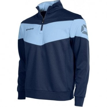Fiero Quarter Zip Top (PRICE BASED ON MIN BUY OF 6 PIECES)