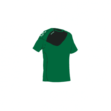 MONTREAL JERSEY SS GREEN/BLACK (Price based on a min buy of 6 pieces)