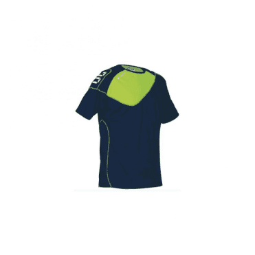 MONTREAL JERSEY SS NAVY/LIME (Price based on a min buy of 6 pieces)