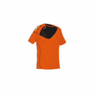 MONTREAL JERSEY SS ORANGE/BLACK (Price based on a min buy of 6 pieces)