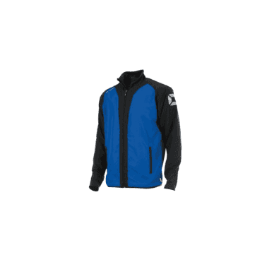 RIVA MICRO JACKET ROYAL/BLACK (PRICE BASED ON A MINIMUM BUY OF 6 PIECES)