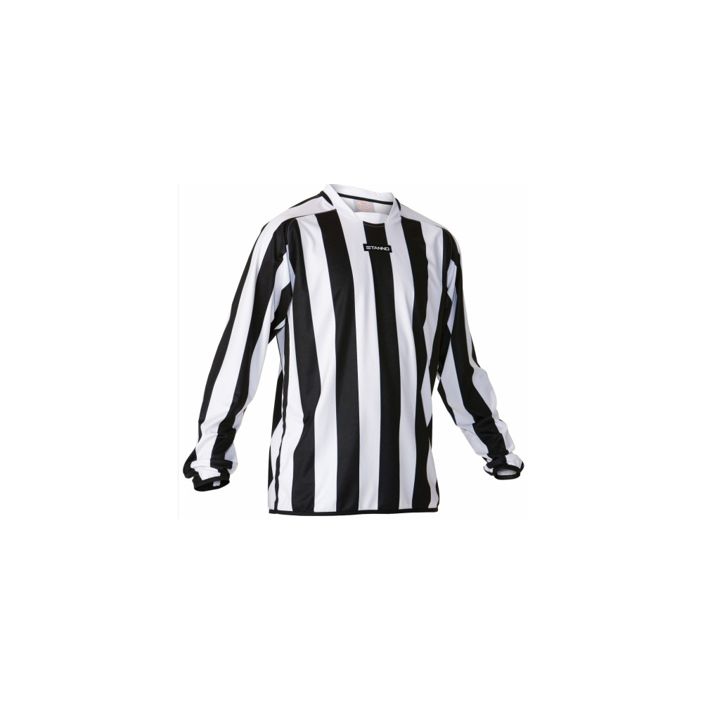 online store 7676e bf014 Stanno Stanno Benfica Jersey LS White/Black