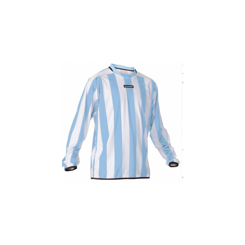 hot sale online a94b9 386fd Stanno Stanno Benfica Jersey LS White/Sky Blue