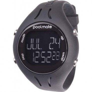 PoolMate 2 Watch Black