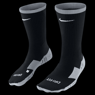 TEAM MATCHFIT CORE CREW SOCK BLACK