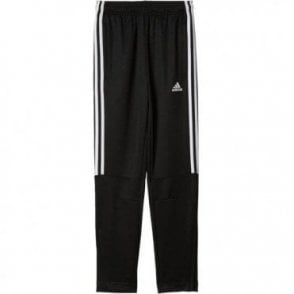 Tiro 3-Stripes Kids Pants Black