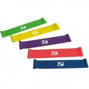 UF EQUIPMENT - Resistance Loop Bands Set of 5