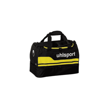 Uhlsport Basic Line 2.0 Players Bag 30L Black/Yellow