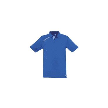Uhlsport Essentials Polo Shirt Azure Blue