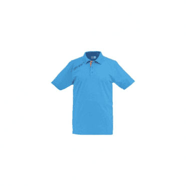 Uhlsport Essentials Polo Shirt Cyan