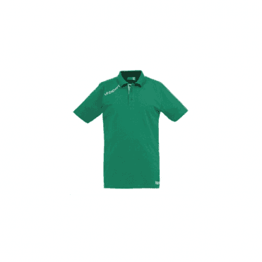 Uhlsport Essentials Polo Shirt Lagoon Green