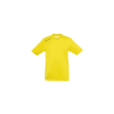Essentials Polyester Training Tee Yellow