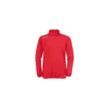 Essentials Windbreaker Red