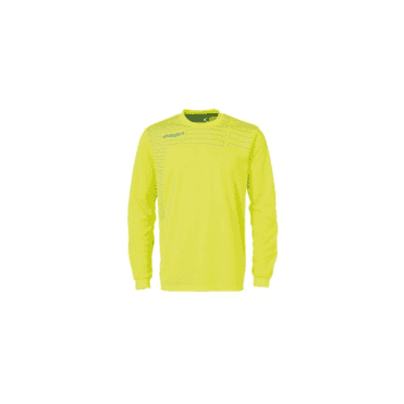 616c7d96e Uhlsport Match Goalkeeper Shirt Fluo Yellow Cyan