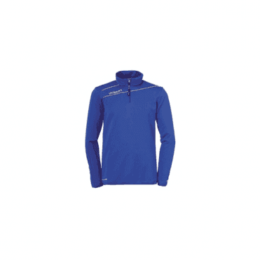 Stream 3.0 1/4 Zip Top Azure Blue/Yellow