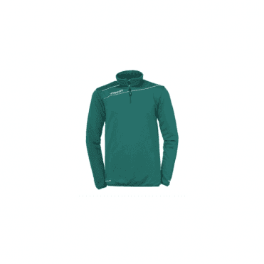 Stream 3.0 1/4 Zip Top Lagoon Green/White