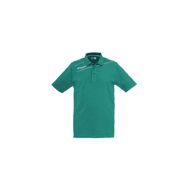 Stream 3.0 Polo Shirt Lagoon Green/White