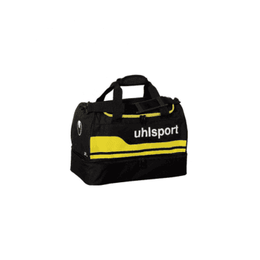 Uhlsport Basic Line 2.0 Players Bag 50L Black/Yellow