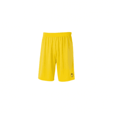 Uhlsport Center Basic II Football Shorts Yellow