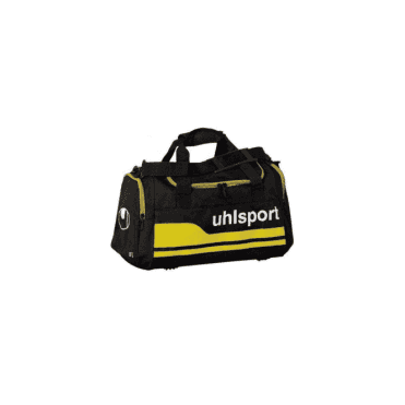 Uhlsport Line 2.0 Sports Bag 30L Black/Yellow