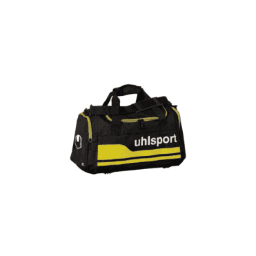 Uhlsport Line 2.0 Sports Bag 50L Black/Yellow