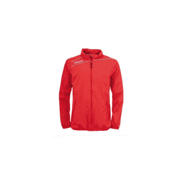 Uhlsport Stream 3.0 Rain Jacket Red/White