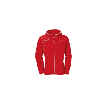 Uhlsport Women Match Presentation Jacket Red