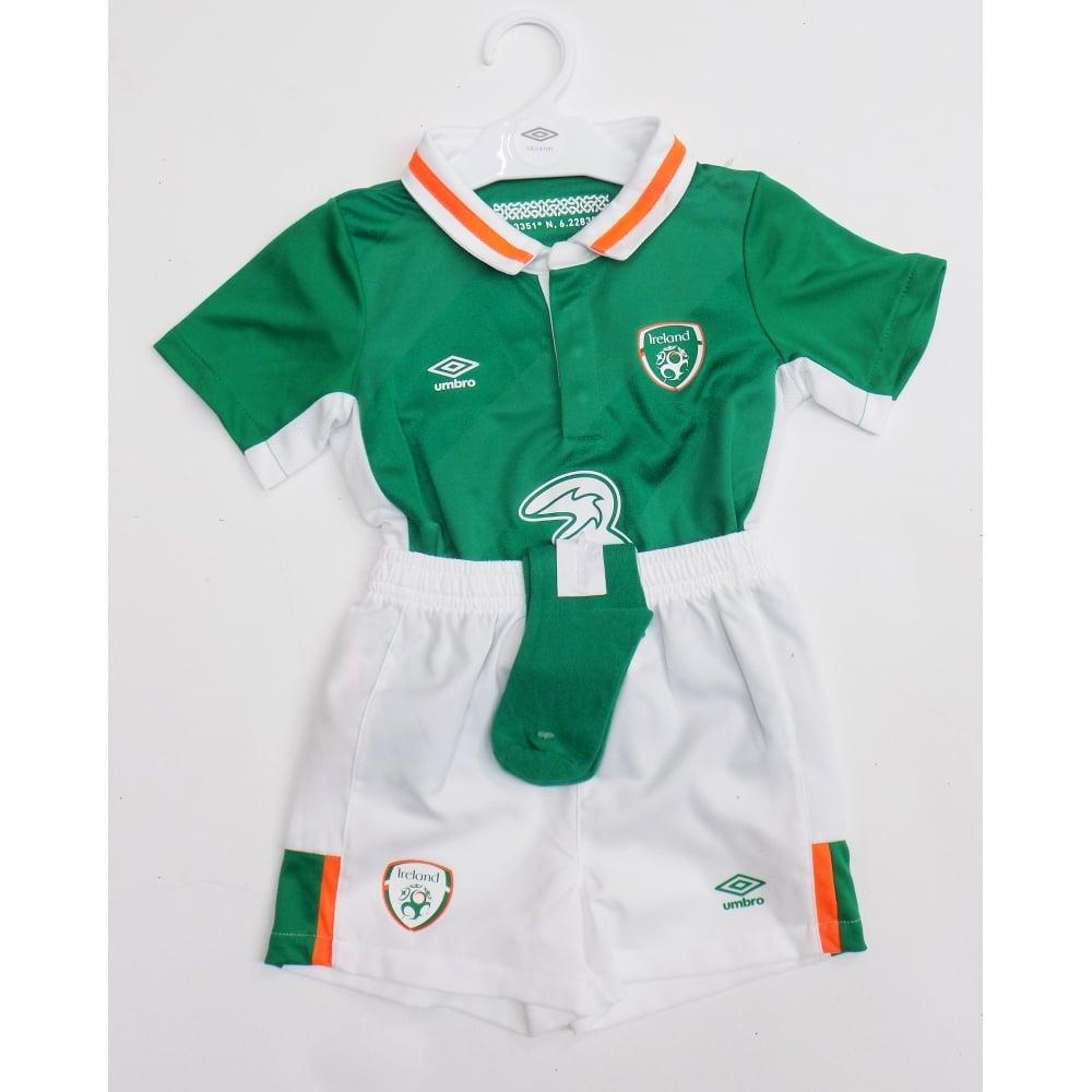 Umbro FAI Home Baby Kit 2016