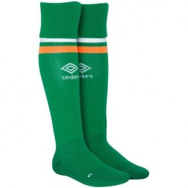 IRELAND HOME SOCKS 2016