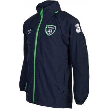 IRELAND SHOWER JACKET 2016