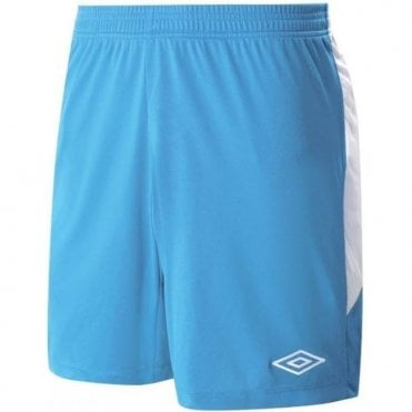 LEAGUE SHORT NJ White and Blue