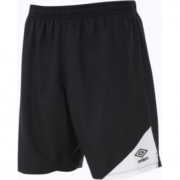 TRAINING SHORTS Black and White