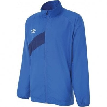 TRAINING SHOWER JKT Bold Blue