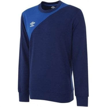 TRAINING SWEAT TOP BLUE