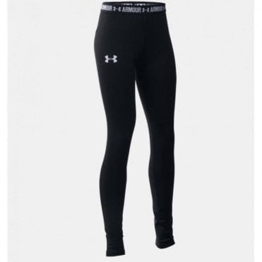 Girls' HeatGear Armour Solid Legging