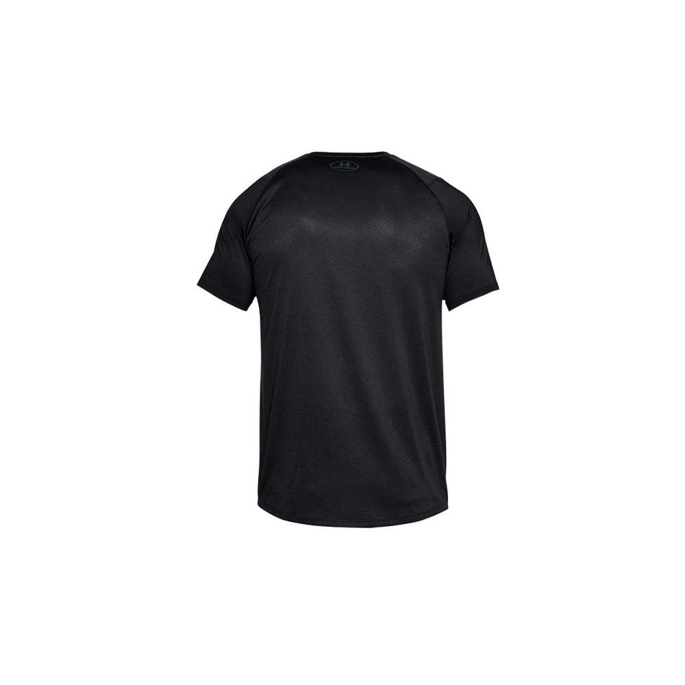 0e059488 Under Armour Men's MK-1 Short Sleeve Tshirt Black
