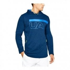 Men's MK-1 Terry Graphic Hoodie Blue