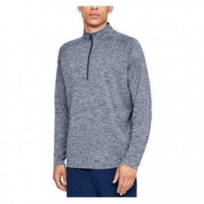 Men's Tech LS Quarter Zip Navy