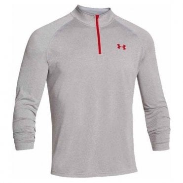 TECH QUARTER ZIP M TOP