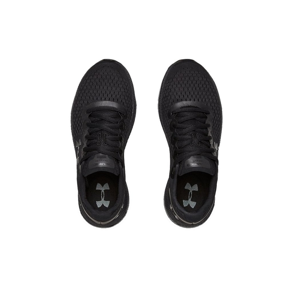 Charged Impulse Black Running Shoes