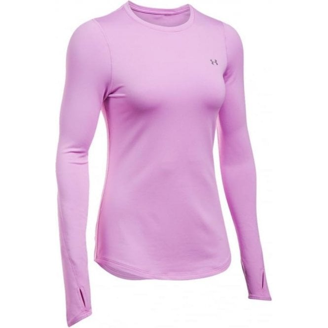 Under Armour Womens ColdGear Crew Neck Top