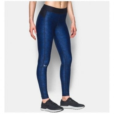 Women's HeatGear Armour Printed Legging
