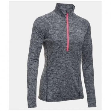 Women's Tech™ 1/2 Zip Twist Black
