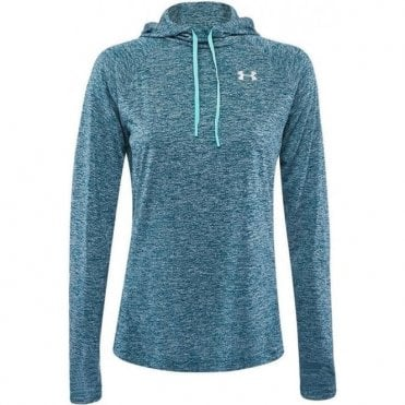 Women's Tech Long Sleeve Twist Hoodie