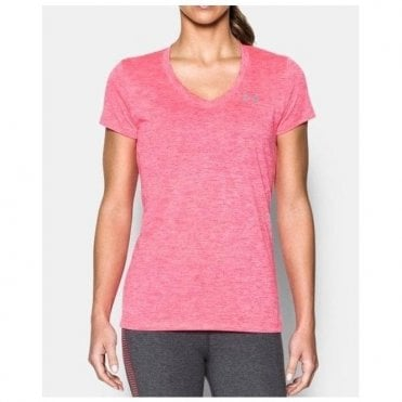 Women's Twist Tech™ V-Neck Pink