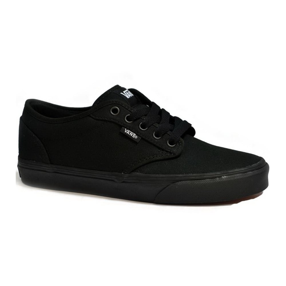 f4e15ecc72c VANS ATWOOD CANVAS SHOE BLACK