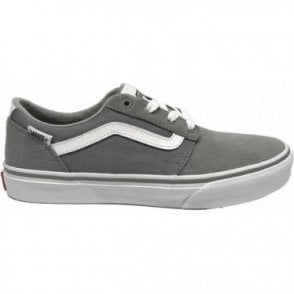 Kids Chapman Stripe Suede/Canvas Grey